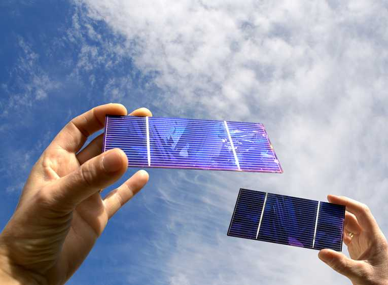 solar cell indonesia